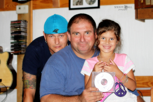 Shane Shaw, Prevo Rodgers, Jr. & Madison